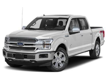 Star White Metallic Tri-Coat 2020 Ford F-150 King Ranch Short Bed Huntington NY