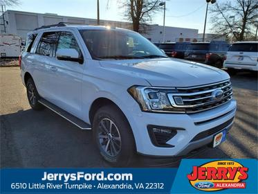 Oxford White 2020 Ford Expedition XLT SUV Alexandria VA