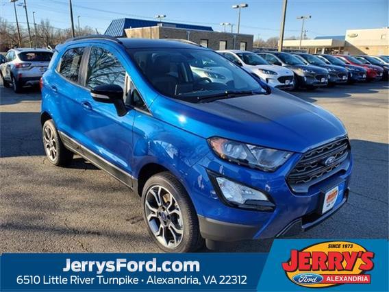 2020 Ford EcoSport SES SUV Slide 0