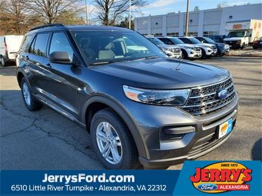 Magnetic 2020 Ford Explorer XLT SUV  VA