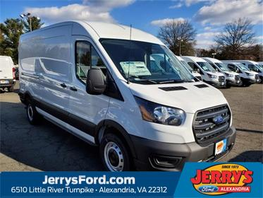 Oxford White 2020 Ford Transit-250 Base Van Alexandria VA
