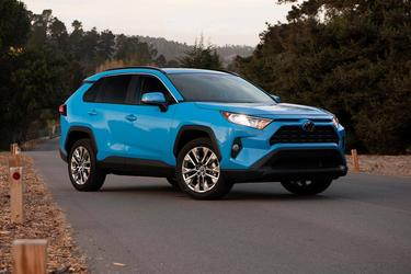 2020 Toyota RAV4 TRD OFF ROAD TRD OFF ROAD AWD Sport Utility Slide