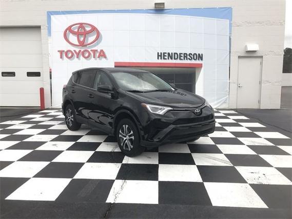 2018 Toyota RAV4 LE Slide 0