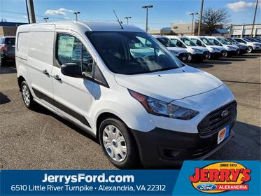 Frozen White Metallic 2020 Ford Transit Connect XL Van Alexandria VA