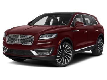 2020 Lincoln Nautilus BLACK LABEL 4D Sport Utility Slide