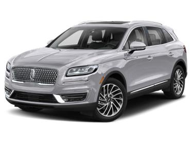 Silver Radiance 2020 Lincoln Nautilus RESERVE 4D Sport Utility Huntington NY