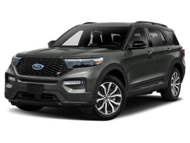 Magnetic Metallic 2020 Ford Explorer LIMITED SUV Huntington NY