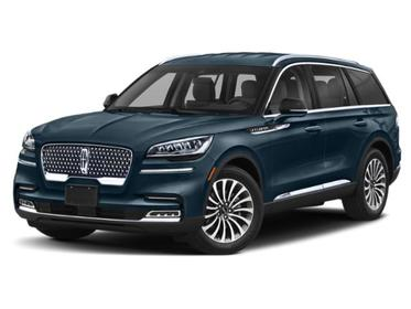Blue Diamond Metallic 2020 Lincoln Aviator RESERVE 4D Sport Utility Huntington NY