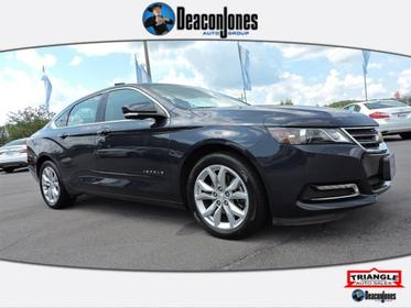 Blue Velvet Metallic 2018 Chevrolet Impala LT 4dr Car