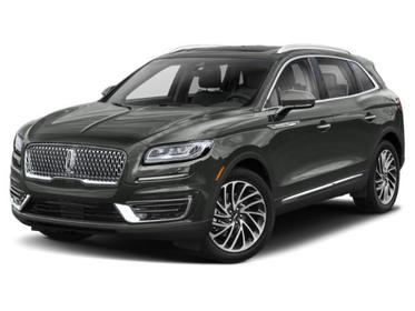 Magnetic Gray 2020 Lincoln Nautilus RESERVE 4D Sport Utility Huntington NY