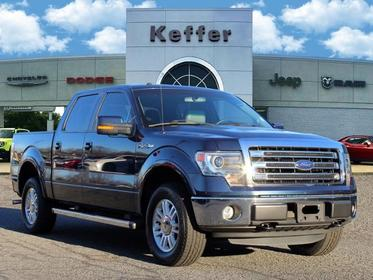 2013 Ford F-150 FX4 Crew Cab Pickup Slide