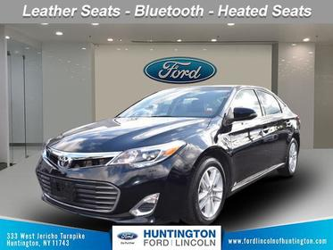 Attitude Black 2015 Toyota Avalon XLE 4dr Car Huntington NY