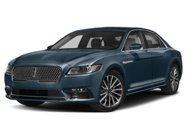 2020 Lincoln Continental STANDARD 4D Sedan Slide