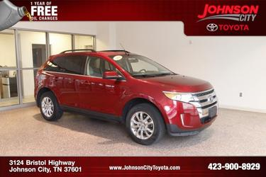 2014 Ford Edge LIMITED Slide