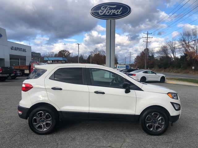 2018 Ford Ecosport S SUV Slide