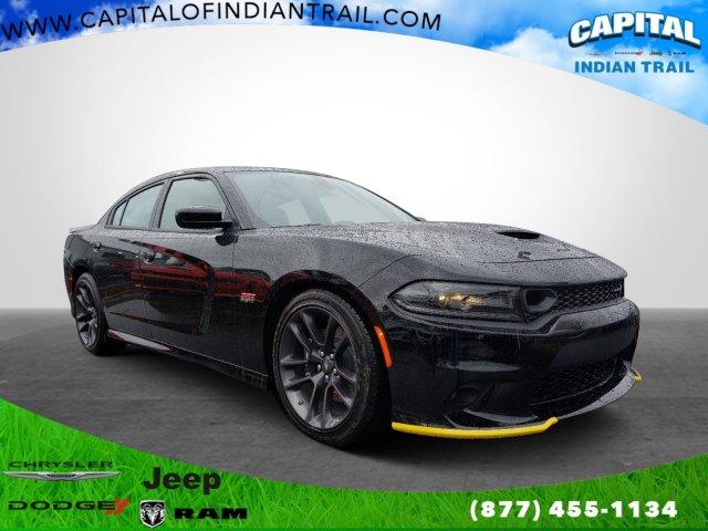 2020 Dodge Charger SCAT PACK 4dr Car Slide 0