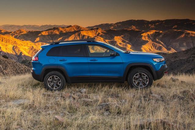 2020 Jeep Cherokee LIMITED Sport Utility Hillsborough NC
