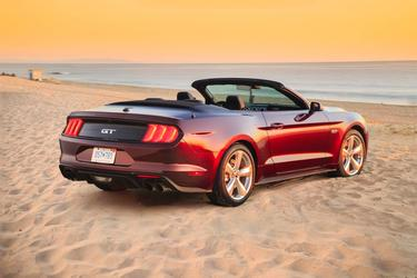 2020 Ford Mustang ECOBOOST 2dr Car Durham NC
