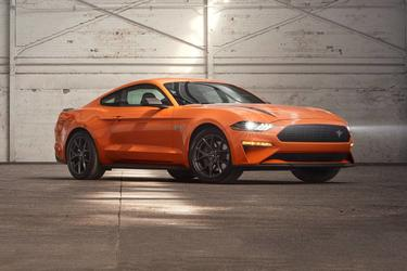 2020 Ford Mustang ECOBOOST PREMIUM 2dr Car Durham NC