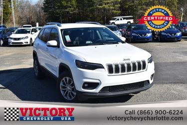 2019 Jeep Cherokee LATITUDE PLUS SUV Slide