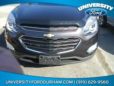 Tungsten Metallic 2016 Chevrolet Equinox LT SUV Raleigh NC