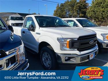 Oxford White 2020 Ford F-150 XL Regular Cab Pickup  VA