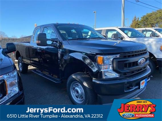 2020 Ford F-250SD XL Extended Cab Pickup Slide 0