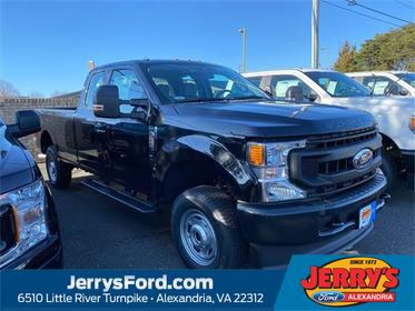 Black 2020 Ford F-250SD XL Extended Cab Pickup  VA