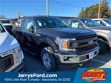 Black 2020 Ford F-150 XL Extended Cab Pickup  VA