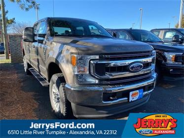 2020 Ford F-250SD XL Crew Cab Pickup Slide
