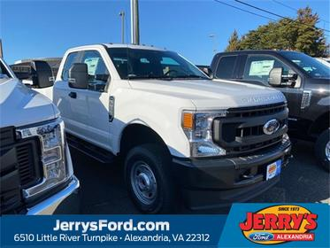 Oxford White 2020 Ford F-250SD XL Extended Cab Pickup Alexandria VA