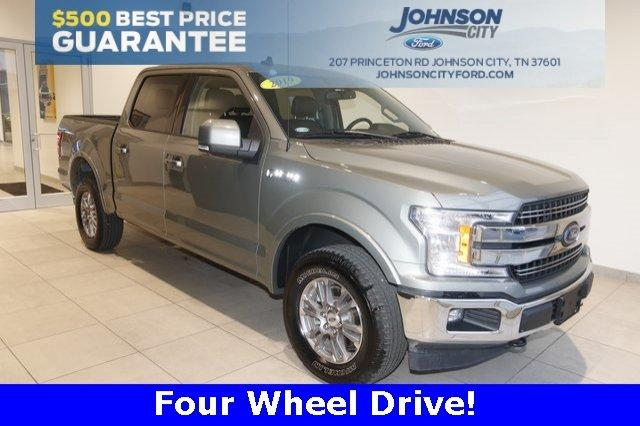 2019 Ford F-150 LARIAT Slide 0