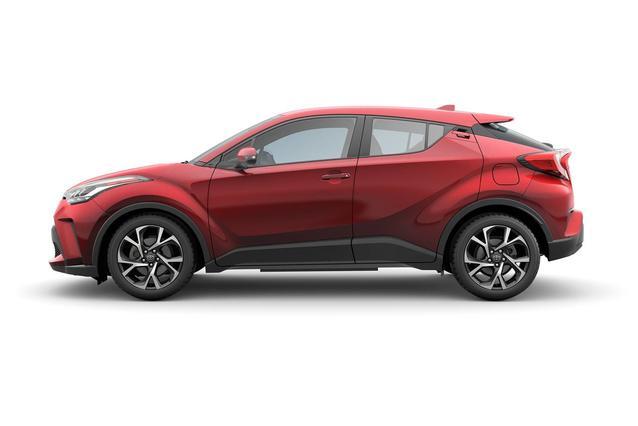 2020 Toyota C-HR XLE XLE FWD Sport Utility Slide 0