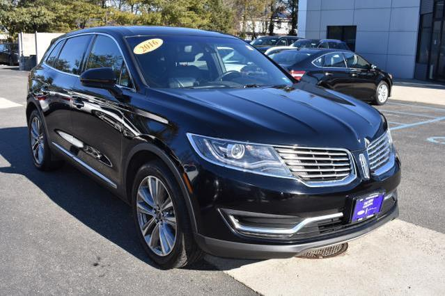 2016 Lincoln MKX RESERVE SUV Huntington NY