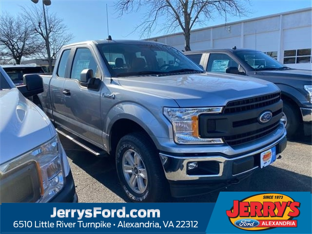 2020 Ford F-150 XL Extended Cab Pickup Slide 0
