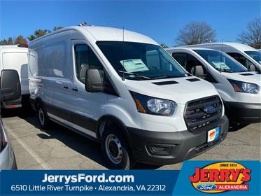 Oxford White 2020 Ford Transit-150 BASE Van  VA