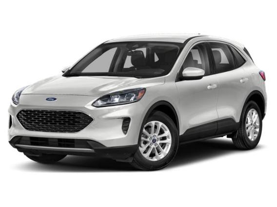 2020 Ford Escape S SUV Slide 0