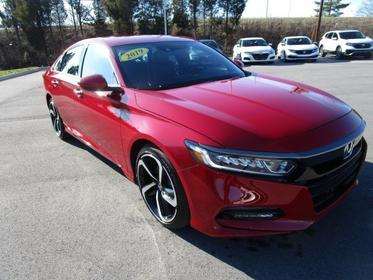 2019 Honda Accord Sedan SPORT 1.5T Slide