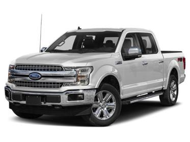 2020 Ford F-150 LARIAT Short Bed Slide