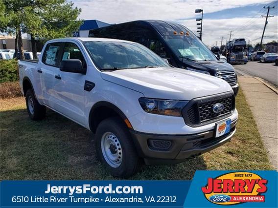 2019 Ford Ranger XL Crew Cab Pickup Slide 0