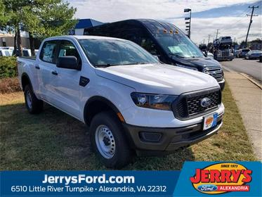 Oxford White 2019 Ford Ranger XL Crew Cab Pickup  VA