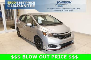 2018 Honda Fit SPORT Slide