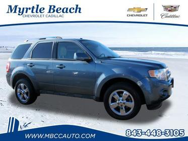 Steel Blue Metallic 2012 Ford Escape Limited Limited 4dr SUV Hillsborough NC
