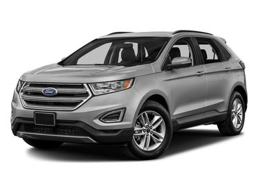 Shadow Black 2018 Ford Edge Titanium SUV Huntington NY