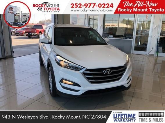 2018 Hyundai Tucson SEL Slide 0