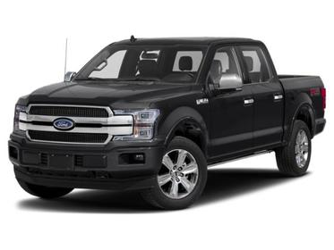 2020 Ford F-150 PLATINUM Short Bed Slide
