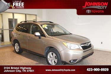 2015 Subaru Forester 2.5I LIMITED Slide