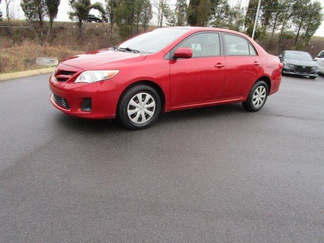 2011 Toyota Corolla LE Slide