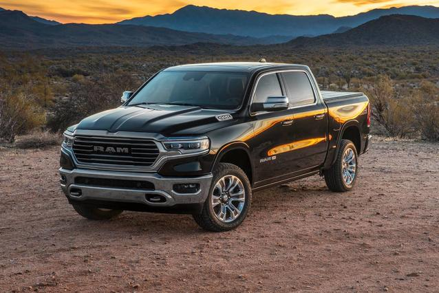 2020 Ram 1500 BIG HORN Crew Cab Pickup Slide 0