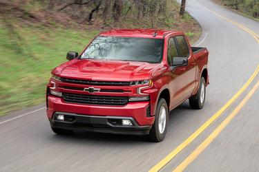 2020 Chevrolet Silverado 1500 LT Pickup North Charleston SC